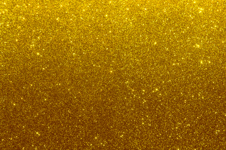 gold, copper, brilliant festive glitter background Horizontal