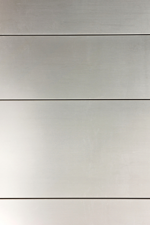 brushed steel: Metal texture, design metal background metal plate Stock Photo