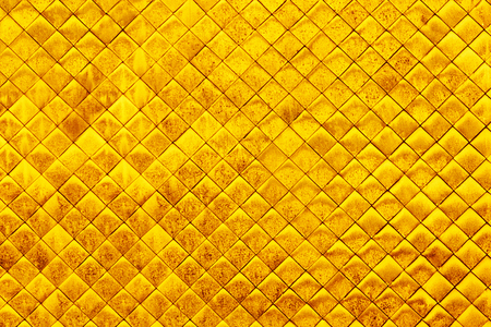 golden old tiles background Фото со стока - 92146927