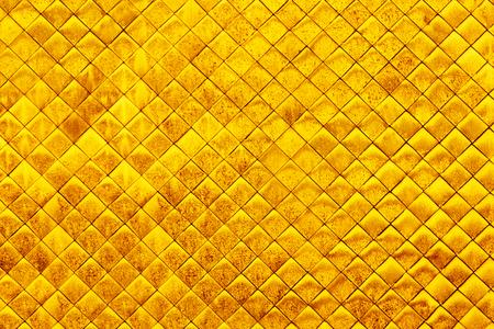 golden old tiles background