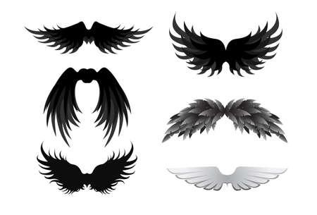 wing set  Illustration