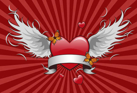 love with wing