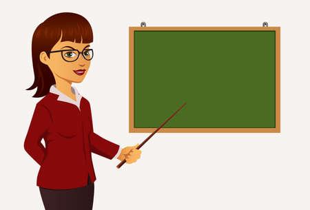 enseignant  Vecteurs