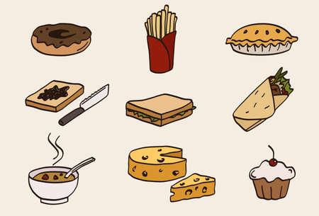 tarta: Żywność