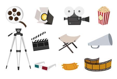 directors: movie equipments
