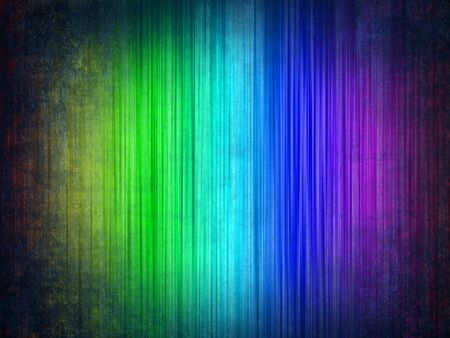 Wallpaper rainbow colors in a vintage-style vignette Stock Photo - 8889416
