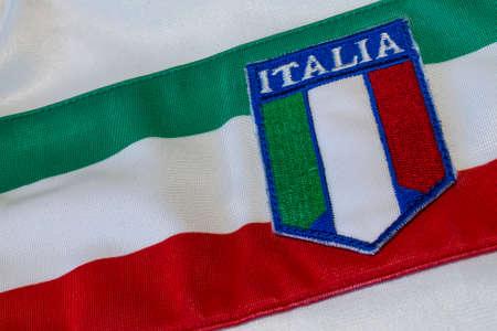 Italian tri-Colors, Liberation day