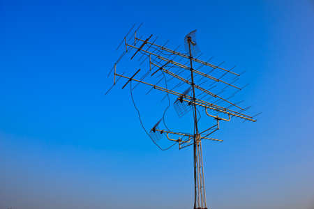 The antenna Stock Photo - 12327429