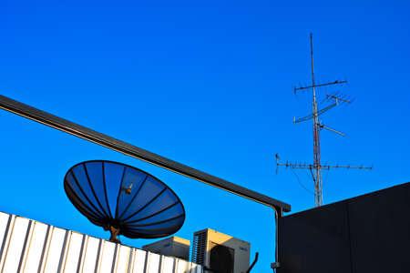 The antenna Stock Photo - 12327428