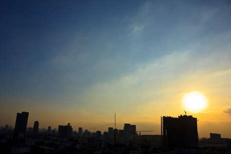 Landscape sunrise photo