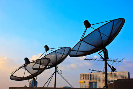 The antenna Stock Photo - 12327439
