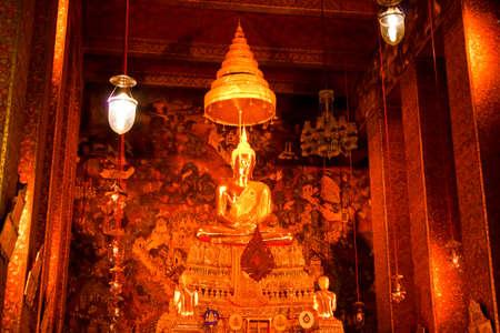 budda: Budda in Wat Pho