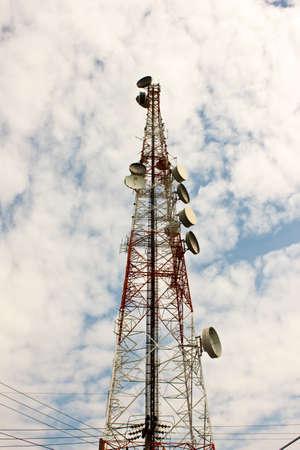 The antenna Stock Photo - 12327465
