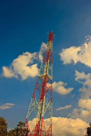 The antenna Stock Photo - 12327468