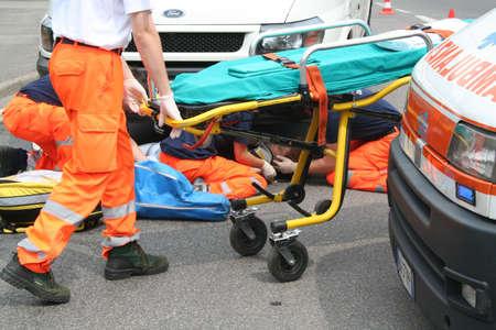 paramedical photo