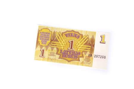 republika: money from the world collection: Latvijas Republika