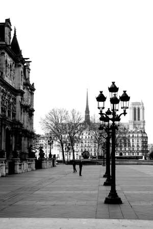 View of Paris photo