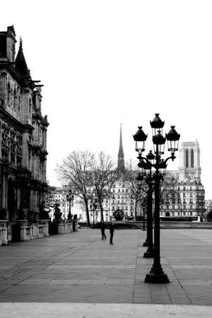 vivre: View of Paris