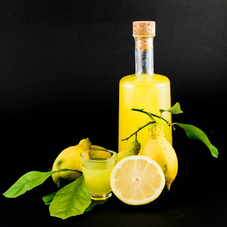 distilled: Limoncello is the traditional liqueur distilled from the peel of lemons (called sfusato amalfitano) produced in all the Coast of Amalfi until Sorrento. Its a natural liqueur, with special properties, a unique taste, perfumed, obtained by an ancient and