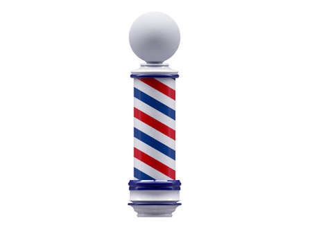 barber pole Stock Photo - 9056171