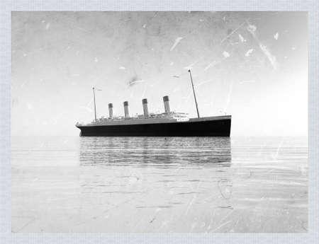 titanic: Titanic en photo ancienne