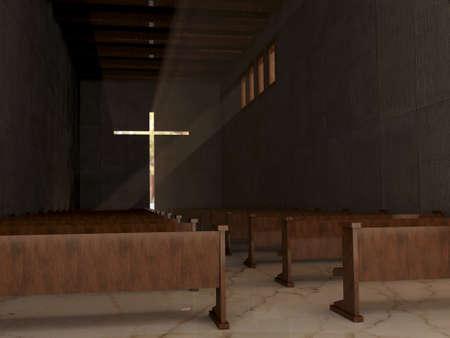 church interior: church interior