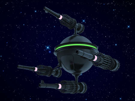 lost in space: war spaceship lost in space