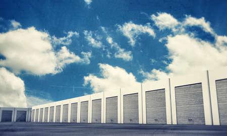 sheds: unit storage