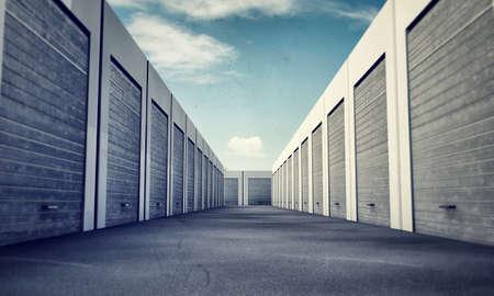 self storage: unit storage