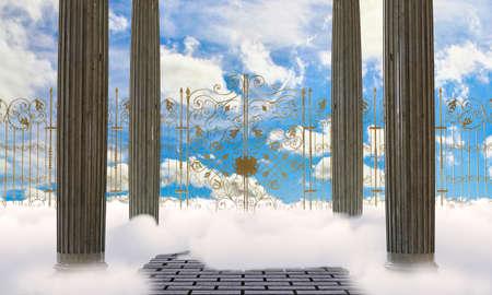 heaven gate photo