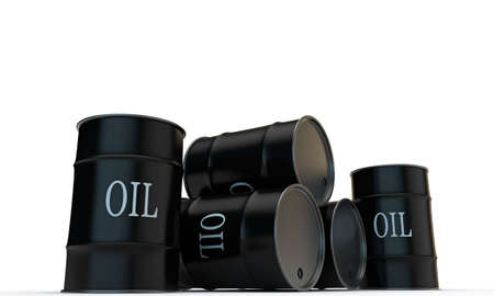 petroleum: oil barrels
