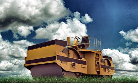 compactor: caterpillar compactor