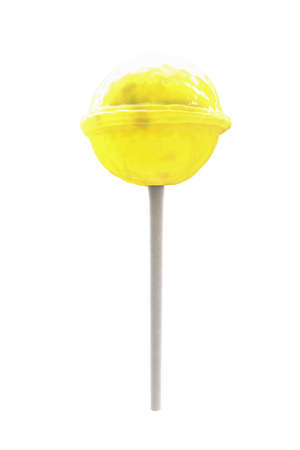 lollypop: lollypop isolated on white background Stock Photo
