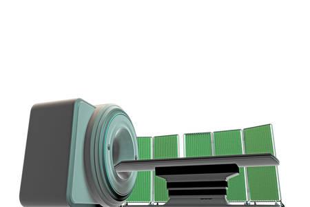 ct scan: mri scanner
