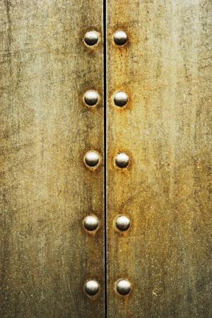 Metal gate Stock Photo - 15414075