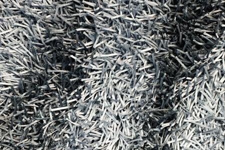 dauerhaft: Abstract background Textur der langen Flor und Fasern in einem robusten grauen Teppich Textil