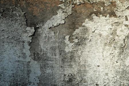 Textura de fondo abstracto de una pared sucia, manchada grungy con yeso da�ado descamaci�n