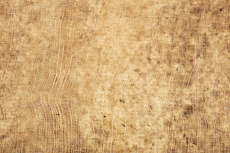 crinkled: Image of a pale brown paper texture. Stock Photo