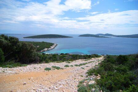 coast of croatia adriatic sea