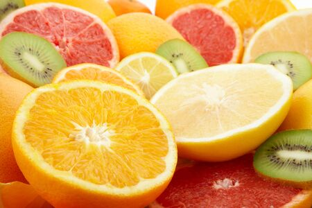 citruses: Citrus background Stock Photo