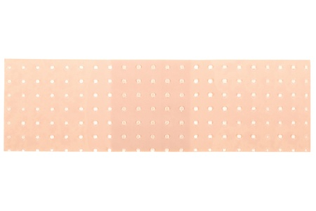 Plaster or band aid isolated on white, clipping path included Stock Photo - 10824574
