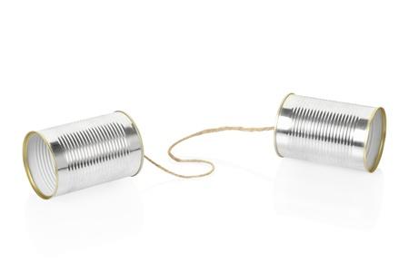 juguetes antiguos: Puede llamar por teléfono sobre blanco