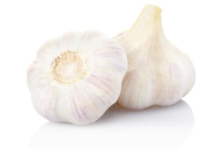 cebolla blanca: Ajo
