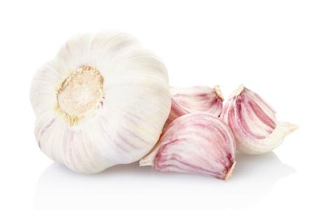 fresh garlic: Fresh garlic