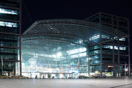 ultra: Berlin Central station