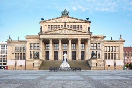Concert hall in Gendarmenmarkt, Berlin