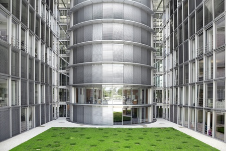 Paul Loebe Haus, Berlin, modern architecure and offices Editorial