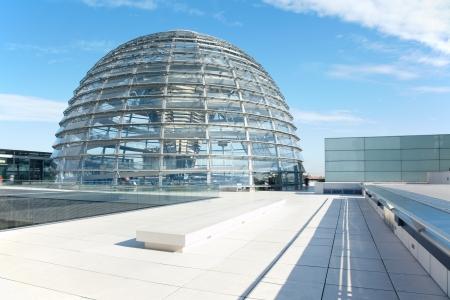 Reichstag Dome, Berlin modern achitecture