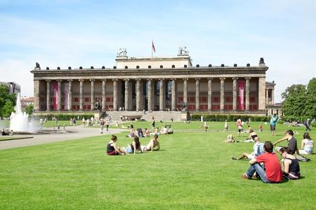 antyk: Muzeum Starożytności w Berlinie