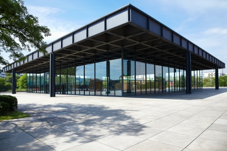 New National Gallery, Berlin Editorial